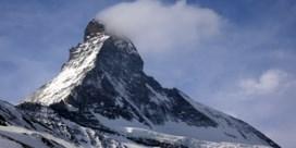 Twee bergbeklimmers omgekomen op Matterhorn