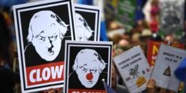 De 'clown' zet zijn tegenstanders voor joker
