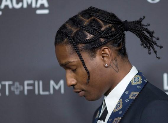 Trump wil borgsom van rapper A$AP Rocky betalen