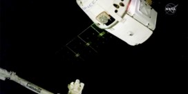 SpaceX Dragon succesvol gelanceerd