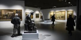 Brussels museum bergt Rembrandt op na vochtproblemen