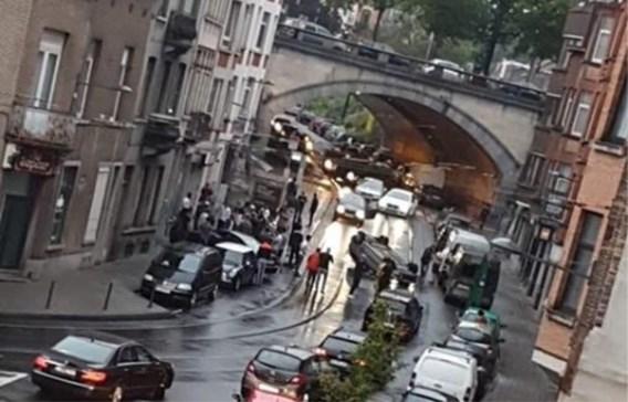 Opnieuw zwaar ongeval in Schaarbeek
