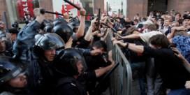 Massaprotest in Moskou hard neergeslagen: meer dan duizend arrestaties