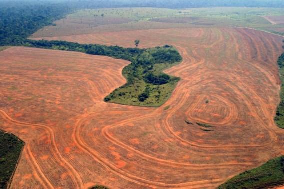 Vandaag alle grondstoffen opgebruikt die aarde ons in een jaar kan leveren