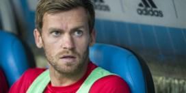KV Oostende stuurt Nicolas Lombaerts naar de B-kern: 'In een volwassen gesprek meegedeeld'