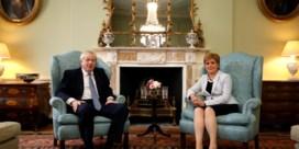 Schotland lust Johnson niet: 'Gevaarlijke regering'
