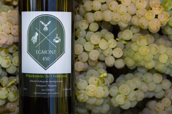 Recordjaar voor Belgische wijn