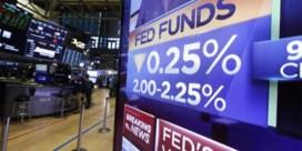 Eerste Amerikaanse rentedaling sinds 2008 is een feit