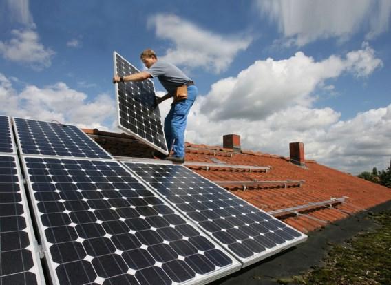 Record: een tiende van elektriciteitsverbruik dankten we aan de zon