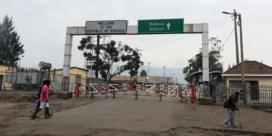 Rwanda sluit grens met Congo wegens ebola