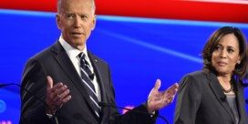 Joe Biden onder vuur tijdens tweede televisiedebat Democraten