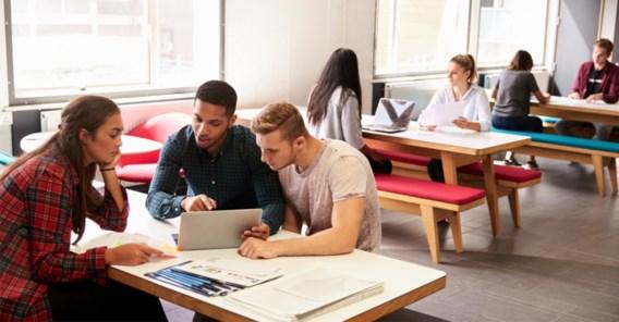 Blokkende studenten kunnen gratis terecht in business lounges