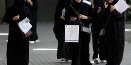 Saudische vrouwen maken een 'gigantische' sprong voorwaarts