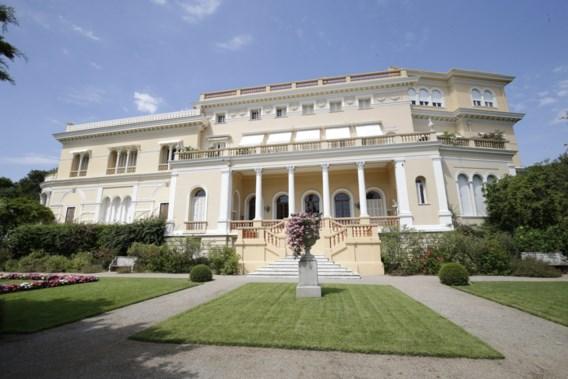 Luxevilla van de minnares van koning Leopold II verkocht voor hallucinant bedrag