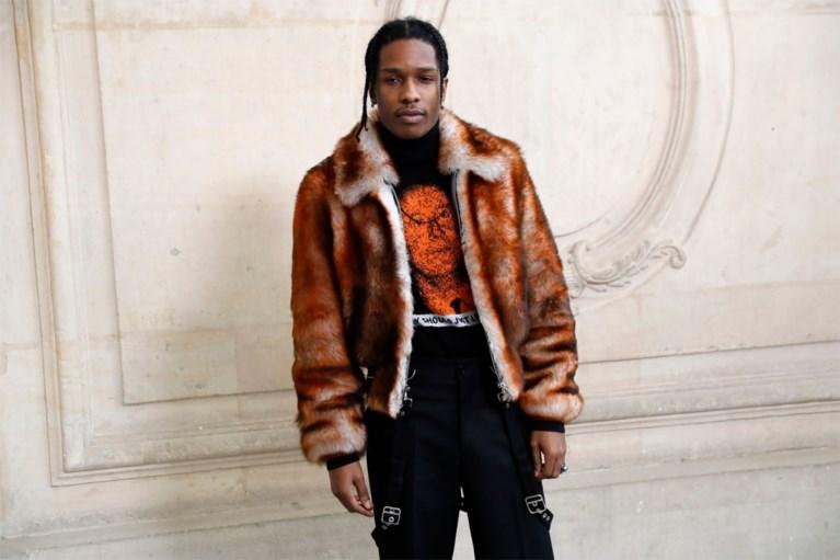 Amerikaanse rapper A$AP Rocky heeft Zweden verlaten
