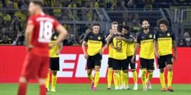 Borussia Dortmund en Axel Witsel verrassen landskampioen Bayern München in Duitse Supercup