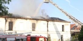 Zware brand in Oude Blekerij