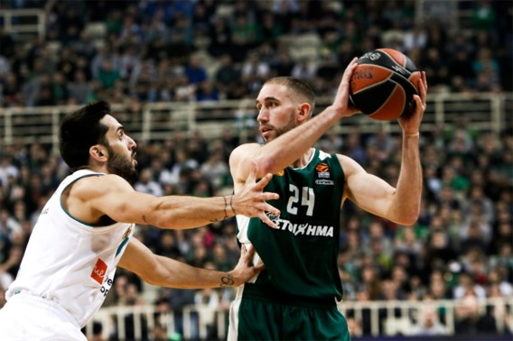 Matt Lojeski (ex-Aalst en Oostende) verlaat Griekse competitie en verkast naar Turkije
