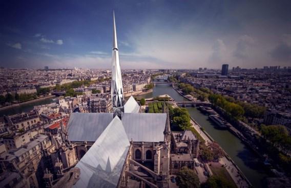 Zo moet de Notre-Dame er gaan uitzien volgens het publiek