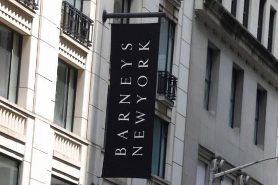 Amerikaans luxewarenhuis Barneys vraagt faillissement aan