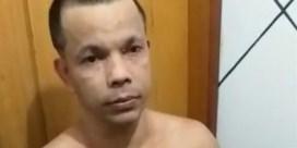 Gevangene die probeerde te ontsnappen door zich te verkleden dood teruggevonden