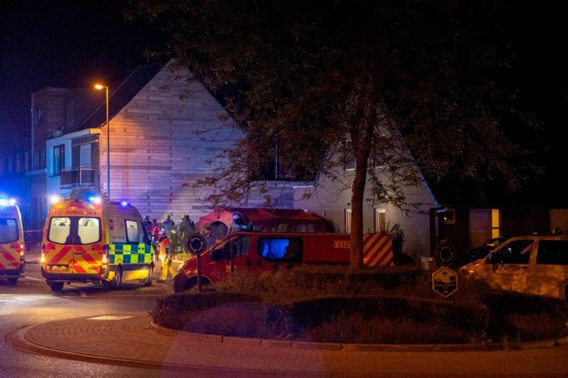 Dodelijk ongeval in Kluisbergen: bestuurder overleden, kind naar ziekenhuis