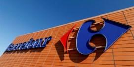 Minder omzet voor Carrefour in België