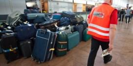 Opnieuw bagage achtergebleven op Brussels Airport