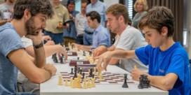 De Belgische kampioen schaken is 13