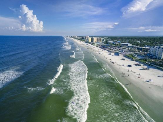Strand in Florida opgeschrikt door drie haaienaanvallen op 24 uur tijd