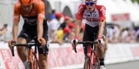 """Lawrence Naesen verlaat Lotto-Soudal en gaat samen met zijn broer Oliver bij AG2R La Mondiale fietsen: """"Een droom"""""""
