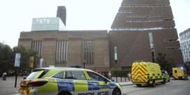 Kind dat van Tate Modern werd geduwd, brak rug bij val