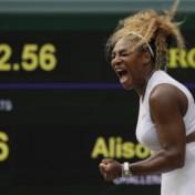 Serena Williams is nog altijd 's werelds best verdienende sportvrouw, gevolgd door tien (!!) tenniscollega's