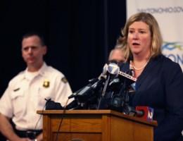 Burgemeester Dayton geeft subtiele sneer aan Trump na pijnlijke verspreking