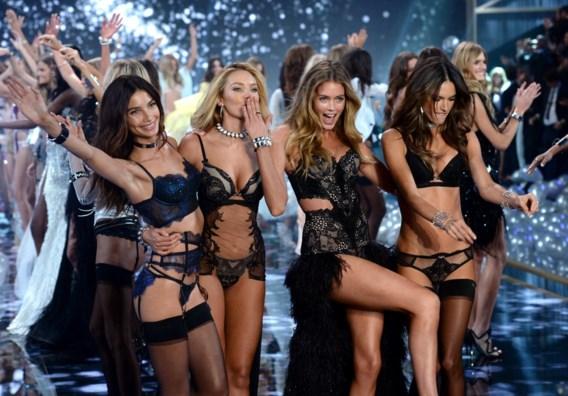 Meer dan honderd modellen zetten Victoria's Secret onder druk