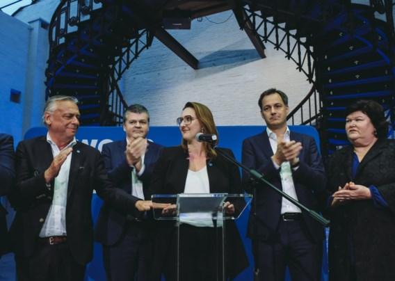 Open VLD wil Vlaamse regeringsdeelname mogelijk koppelen aan federale