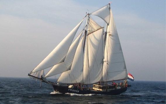 Met de zeilboot van Rotterdam naar Londen