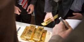 Onzekerheid maakt van goud het financiële hebbeding