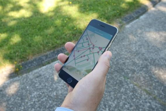 App toont kinderen veiligste weg naar school