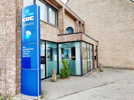 Plofkraak op KBC-kantoor in Kinrooi