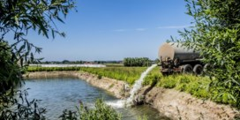 Hoe moet buitenbeentje België omgaan met waterschaarste?