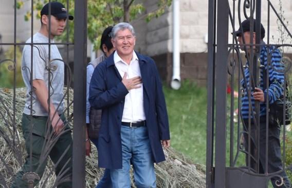 Gewezen Kirgizische president opgepakt