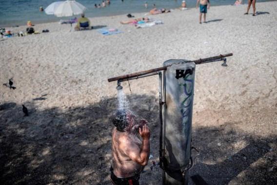 Hittegolf in Griekenland: tot 40 graden in de schaduw verwacht