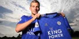 """Dennis Praet spreekt voor het eerst sinds zijn transfer naar Leicester City: """"Hopelijk veroveren we een Europees ticket"""""""