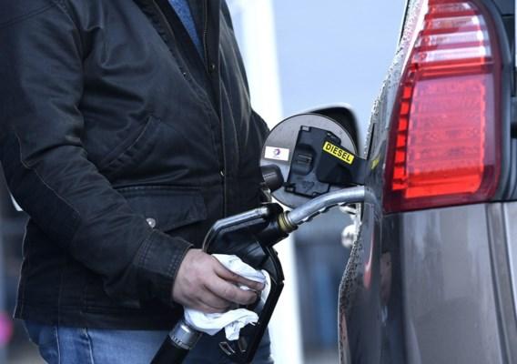 Benzine tanken wordt goedkoper vanaf zaterdag