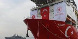 EU en Turkije op ramkoers door Cypriotisch gas