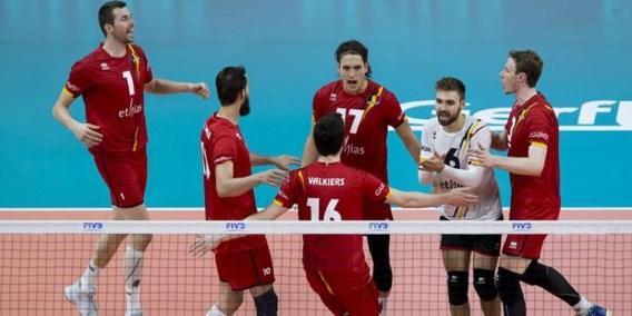 Red Dragons starten olympisch kwalificatietoernooi volley met nederlaag tegen Verenigde Staten