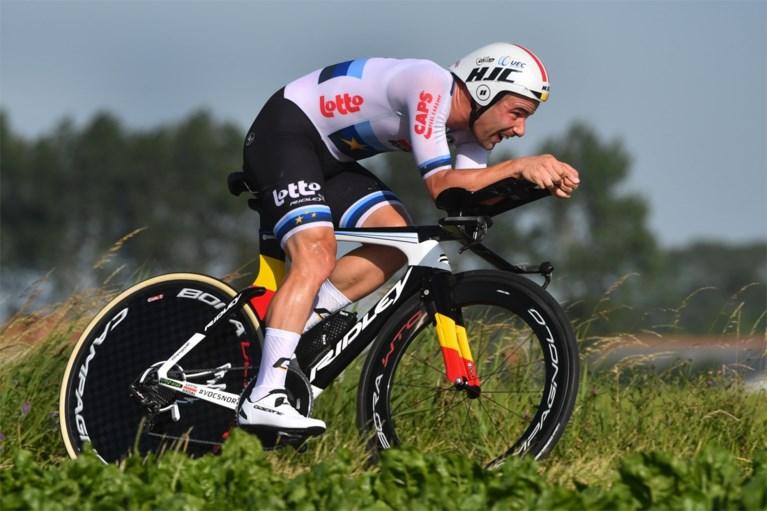 """Hoe Evenepoel en Van Aert de olympische droom van Campenaerts hypothekeren: """"Plots zijn we een tijdritnatie geworden"""""""