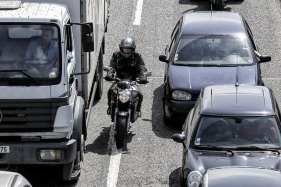 Tweede 'zwart weekend': 720 kilometer file in Frankrijk