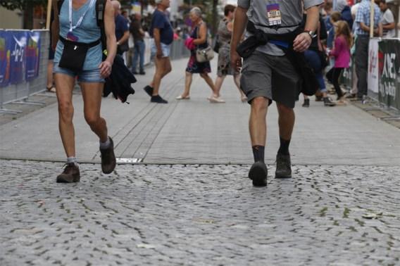 Recordaantal finishers op vijftigste Dodentocht